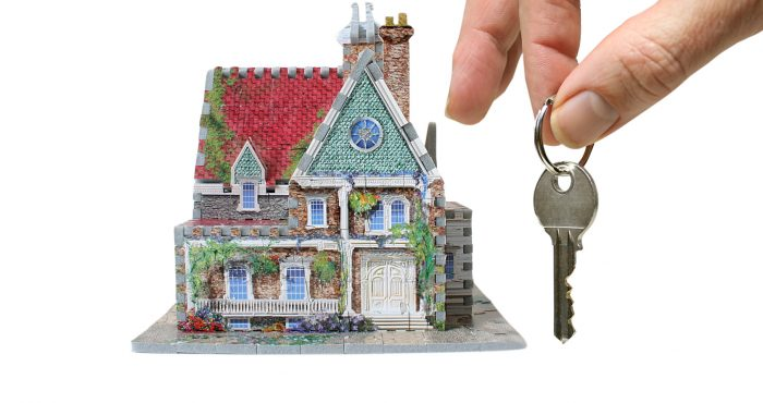 Key to dream Home