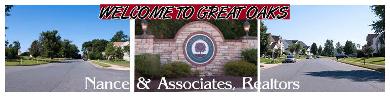 Welcome to Great Oaks Subdivision in Fredericksburg VA