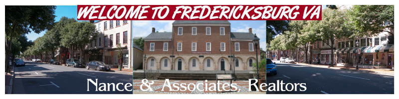 Welcome to Fredericksburg VA - fredericksburg va homes for sale