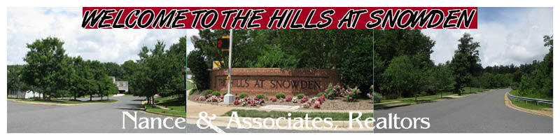 Welcome to the Hills at Snowden - Fredericksburg VA