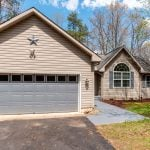 Front of 207 STRATFORD CIR, LOCUST GROVE, VA 22508